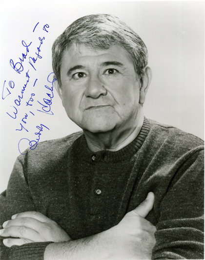 buddy hackett duck story