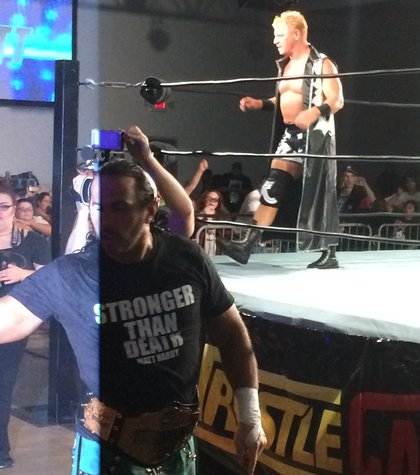 The Terrible Catsafterme 187 Blog Archive 187 Wrestlecade 2015